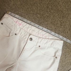 """Lilly Pulitzer Jeans - Lilly Pulitzer 30"""" inseam straight leg jeans"""